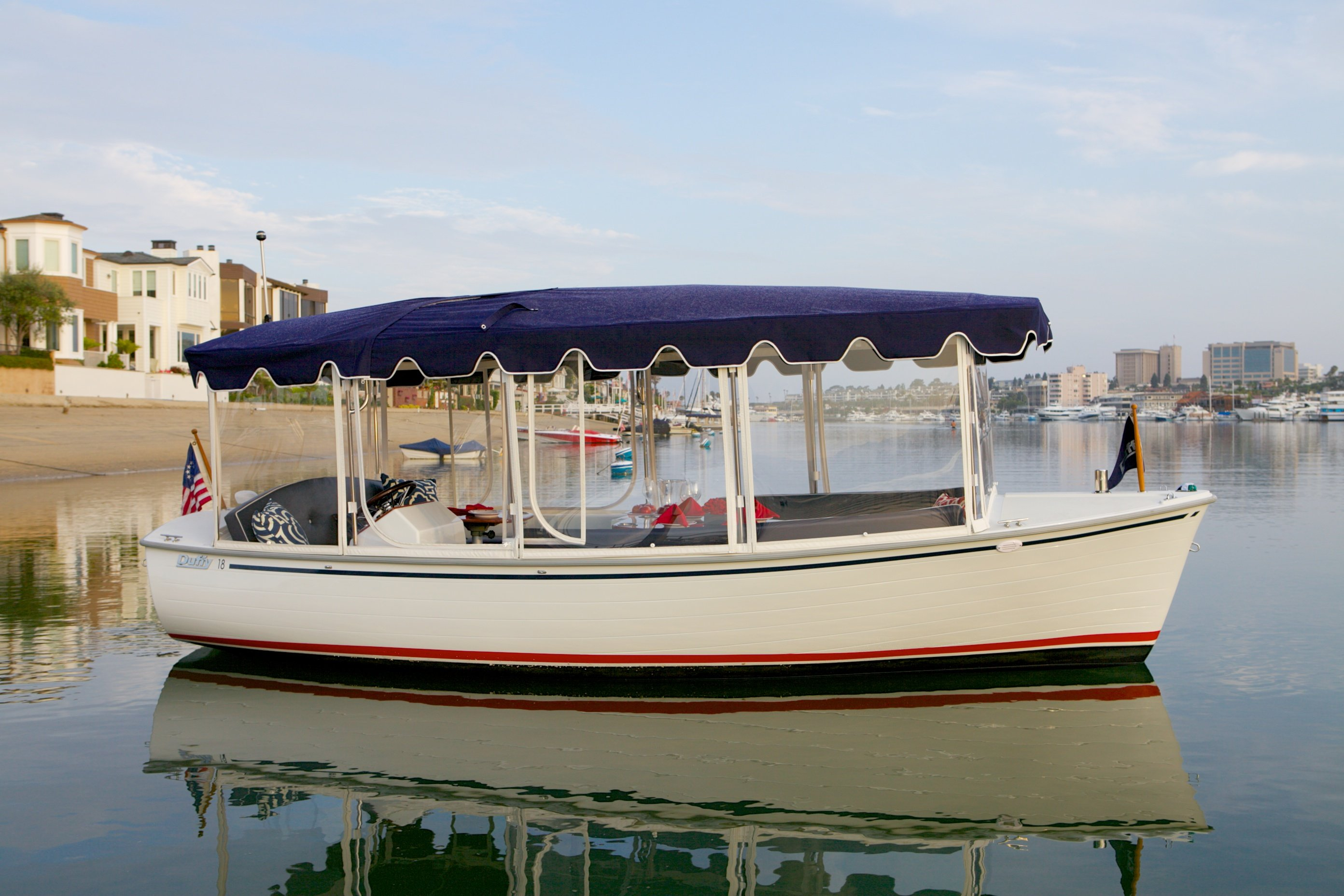 Duffy Boat For Sale Long Beach