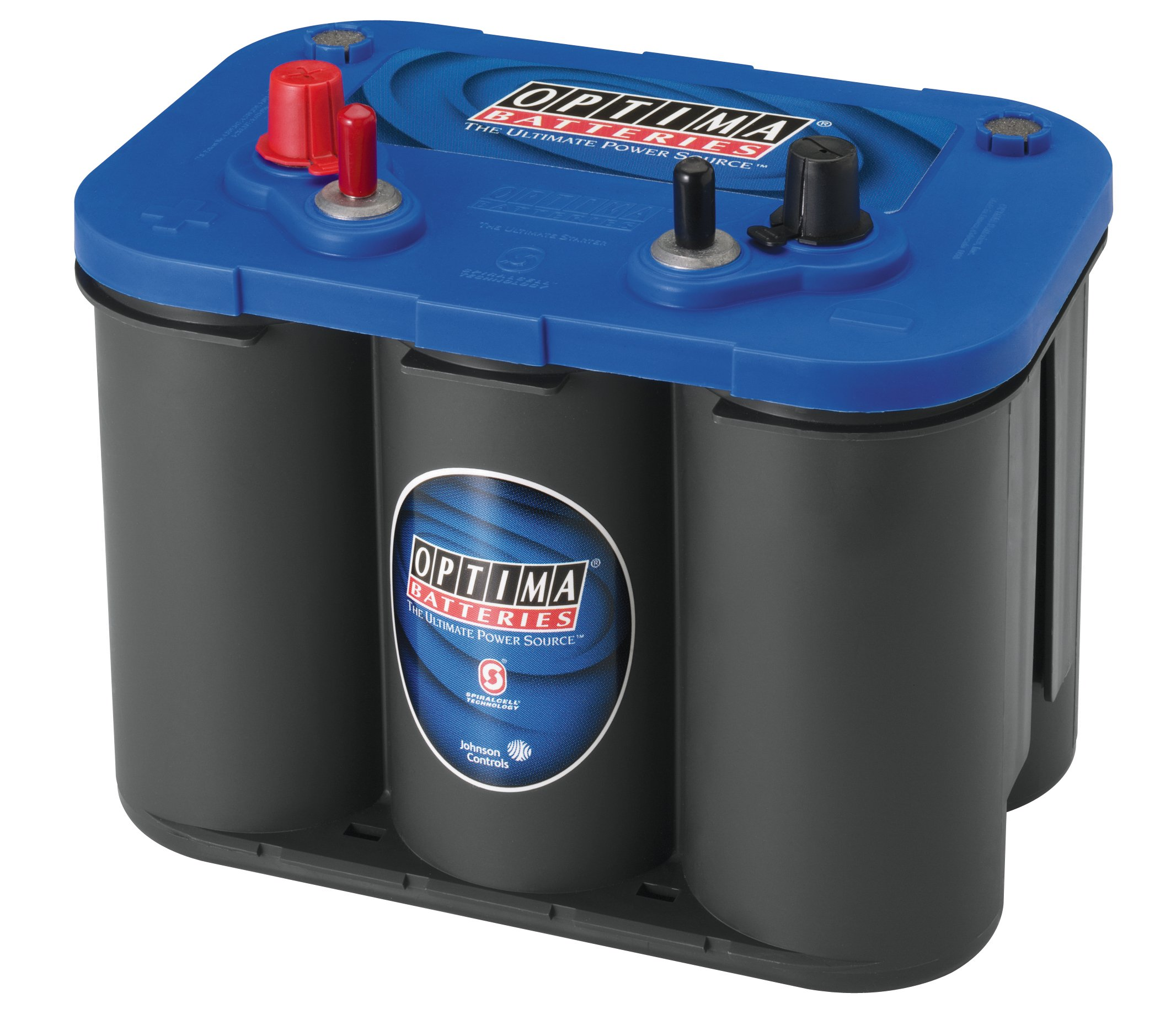 Optima Batteries. The power demands of today's cars, trucks, and SUVs are greater than ever, and Optima Batteries delivers. Optima utilizes patented Spiralcell Technology, which provides a strong, clean power source that far surpasses any of today's lead/acid batteries.