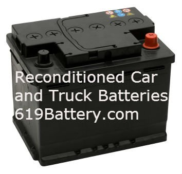 Used batteries for sale in san fernando valley weather