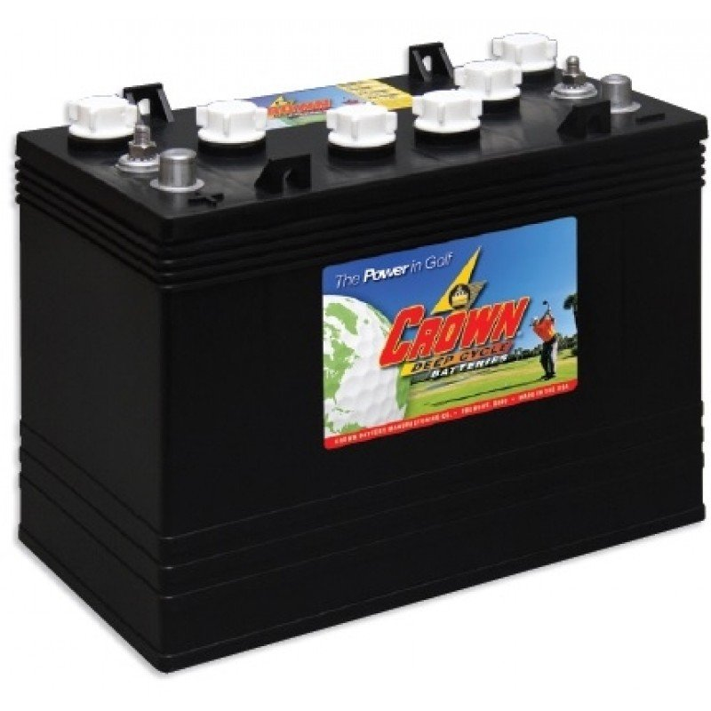 Club Car Precedent Battery Replacement Deep Cycle