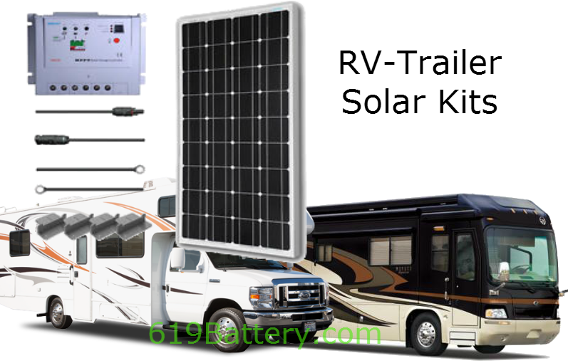 Solar System For Rv Battery Box : Rv battery deep cycle store