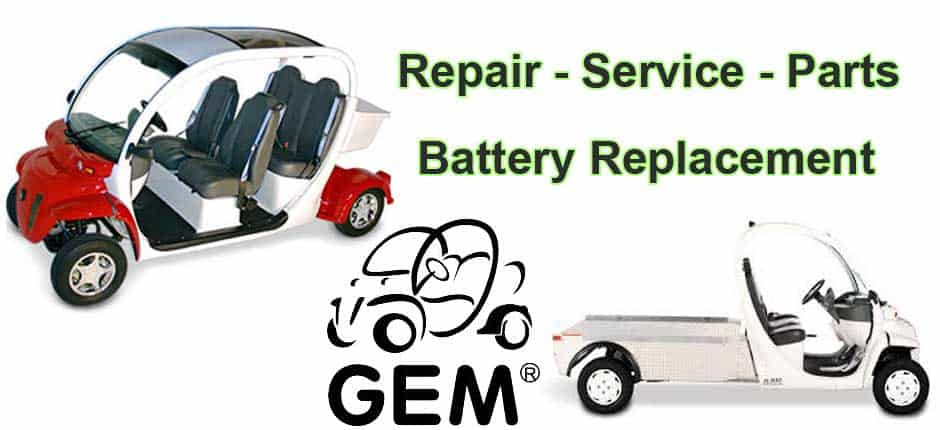 Mobile GEM Car Repair San Diego