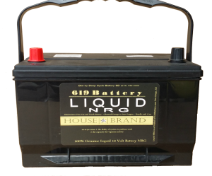 Liquid NRG Battery san diego