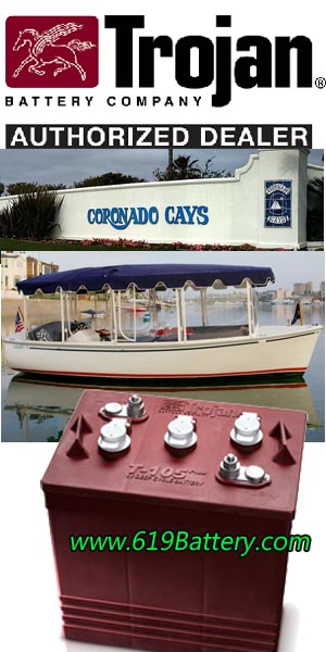 duffy boat battery and repair