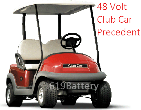 Club Car Precedent Battery Replacement - Deep Cycle Battery Store Club Car Golf Cart What Is The Height on