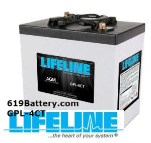 Lifeline Marine Battery San Diego