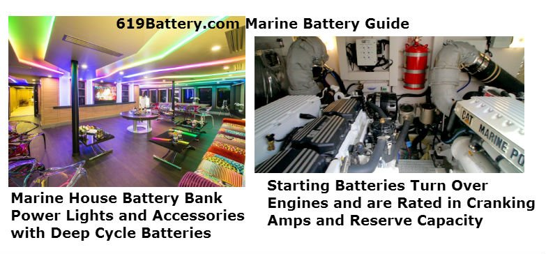 marine battery guide