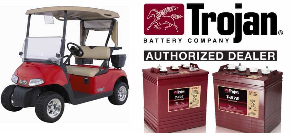 Golf Cart Batteries Palm Beach County