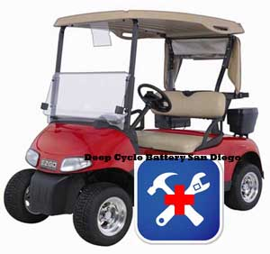 mobile golf cart repair san diego