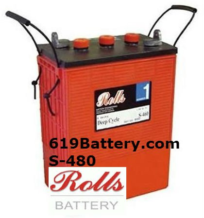 L-16 Battery - Deep Cycle Battery Store