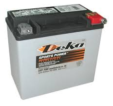 harley davidson battery