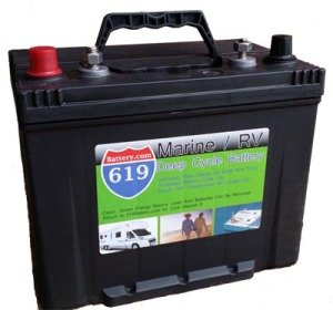 12 Volt RV Battery San Diego