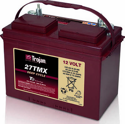 Trojan Battery San Diego - Deep Cycle Battery Store