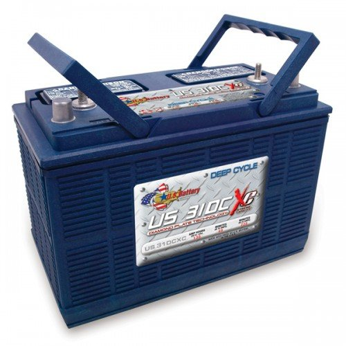 Group 31 deep cycle sealed lead acid battery battery for Interstate deep cycle trolling motor battery