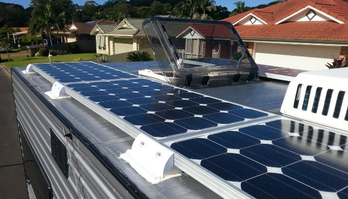 Solar Panels For Rv In San Diego on battery charge controllers for solar panels