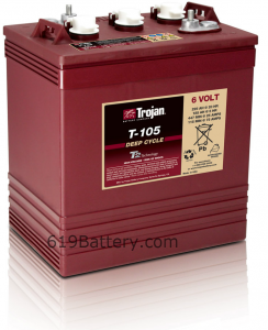 RV Deep Cycle Battery