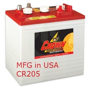 6 volt Battery for RV