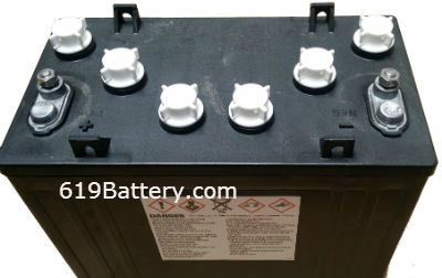 T12V bb 400 ezgo rxv battery replacement deep cycle battery store