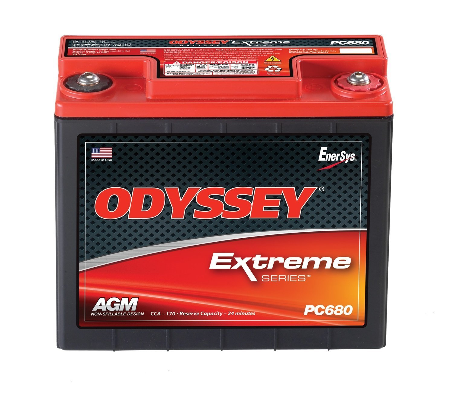 Odyssey Motorcycle Batteries Bmw