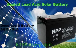 solar battery san diego