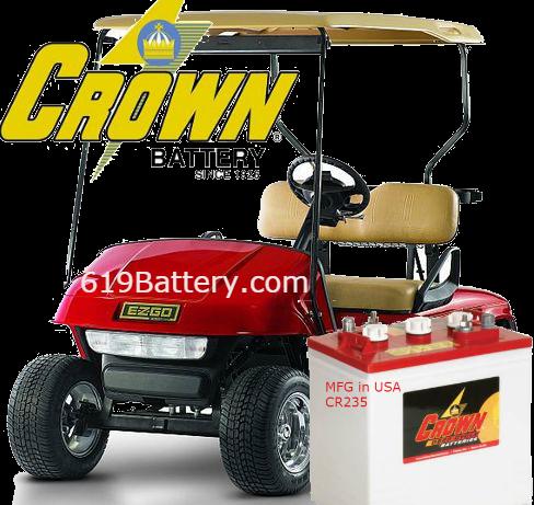 EZGO RXV Battery Replacement - Deep Cycle Battery Store Ezgo Golf Cart Volt Battery Compartment on used club car golf cart, ezgo 36 volt golf cart, ezgo 48 volt conversion kit,