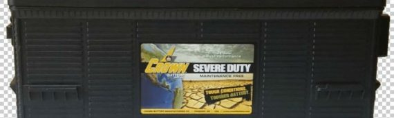 Crown Severe Duty Battery Tech