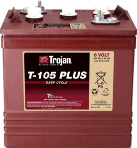 marine battery 6 volt