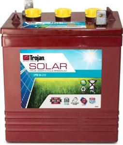 Trojan SSIG 06 255 Solar Signature Line Flooded