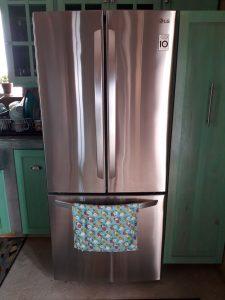 inverter refrigerator solar