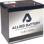 100Ah Lithium Golf Cart Battery 36 volt and 48 volt
