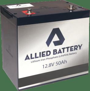 50Ah Lithium Golf Cart Battery 36 volt and 48 volt