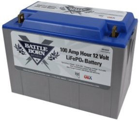 Battle Born Lithium Battery Information