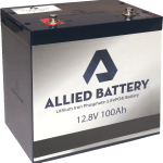 GEM Car Battery Lithium