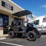 DCB-San Diego-Lithium Golf Cart