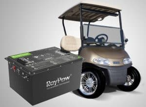 48 volt lithium golf cart battery San Diego