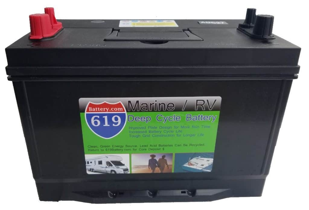 RV 31 Battery XDC31MF